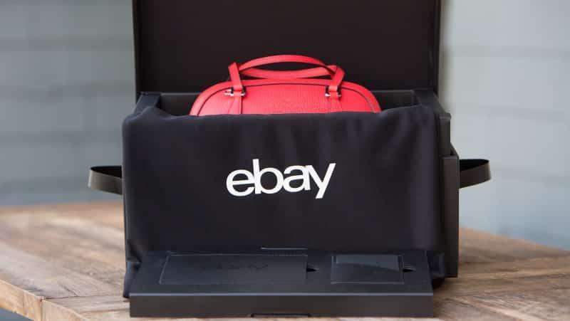 Ebay drive in station
