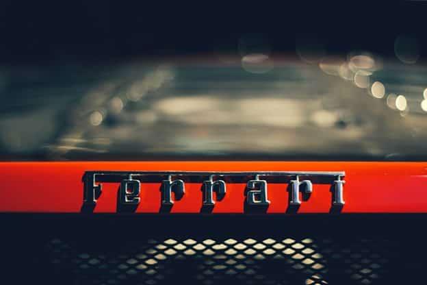 Ferrari Armani
