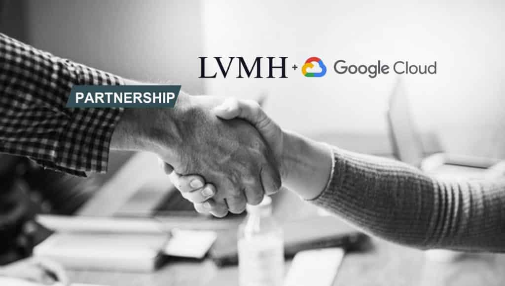 lvmh & google cloud